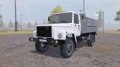 GAZ 3308 v2.0 para Farming Simulator 2013
