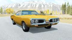 Dodge Coronet Super Bee coupe (WM21) 1969 para BeamNG Drive