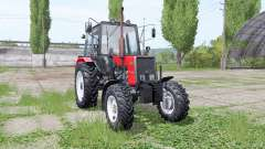 MTZ-Belarús 1025 cargador de montaje para Farming Simulator 2017