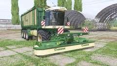 Krone BiG L 550 prototipo para Farming Simulator 2017