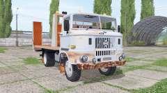 IFA W50 L Abschlepper para Farming Simulator 2017