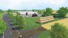 Gross Daberkow v1.1 para Farming Simulator 2015