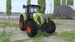 CLAAS Axion 820 Michelin para Farming Simulator 2017