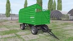 Conow HW 80 V5.1 para Farming Simulator 2017