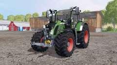 Fendt 724 Vario SCR 4x4 para Farming Simulator 2015