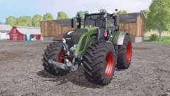 Fendt 936 Vario interactive control para Farming Simulator 2015