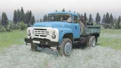 ZIL 130 4x4 v3.0 para Spin Tires