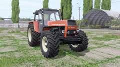Zetor 12145 more configurations para Farming Simulator 2017