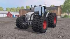 Fendt 936 Vario SCR twin wheels para Farming Simulator 2015