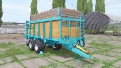 Crosetto SPL180 v1.2 para Farming Simulator 2017