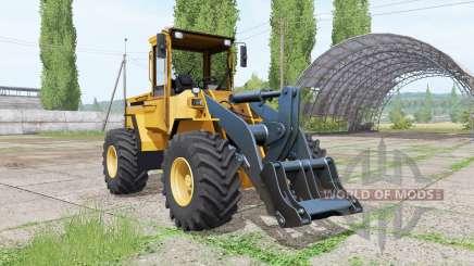 Volvo BM L90C para Farming Simulator 2017