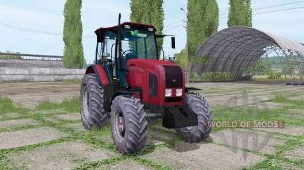 Belarús 2022.3 rojo para Farming Simulator 2017