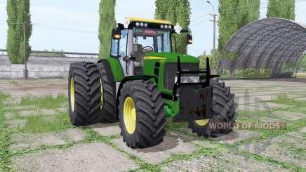 John Deere 6430 Premium v1.0.1 para Farming Simulator 2017