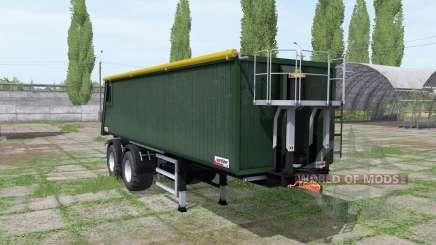 Kroger Agroliner SMK 34 para Farming Simulator 2017