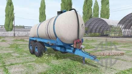 El progreso HTS 100.27 para Farming Simulator 2017