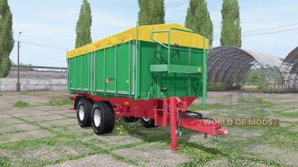 Kroger TKD 302 pack v2.0 para Farming Simulator 2017