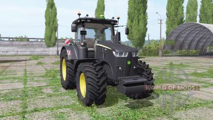 John Deere 7310R Black Edition para Farming Simulator 2017