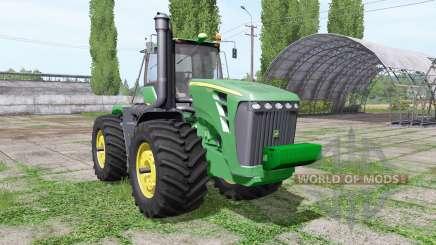 John Deere 9630 weight para Farming Simulator 2017