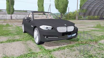 BMW 525d sedan (F10) para Farming Simulator 2017