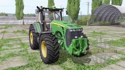 John Deere 8530 Trelleborg para Farming Simulator 2017