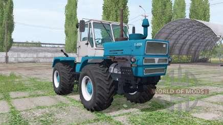 T 150K azul para Farming Simulator 2017