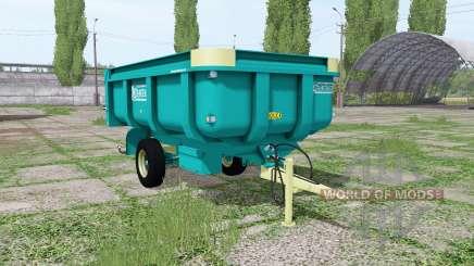 Camara 6TN para Farming Simulator 2017