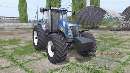 New Holland TG285 front weight para Farming Simulator 2017
