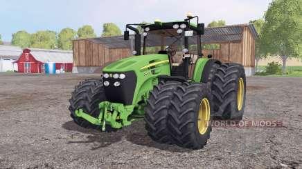 John Deere 7930 ruedas gemelas para Farming Simulator 2015