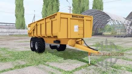Rolland Turbo 135 para Farming Simulator 2017