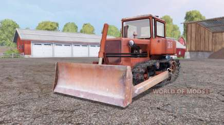 DT 75 de la cuchilla para Farming Simulator 2015