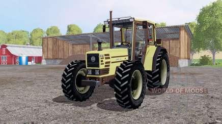 Hürlimann H5116 4x4 para Farming Simulator 2015