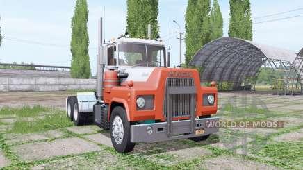 Mack R688 para Farming Simulator 2017