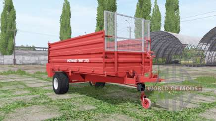 POTTINGER Twist 7001 para Farming Simulator 2017