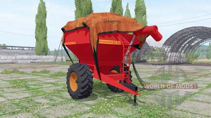 Fankhauser 8010 para Farming Simulator 2017