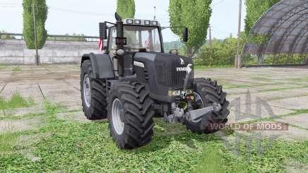 Fendt 930 Vario TMS belleza negro para Farming Simulator 2017