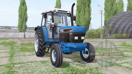 Ford 6640 4x4 para Farming Simulator 2017