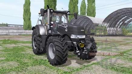 Case IH Puma 185 CVX pantera negra para Farming Simulator 2017