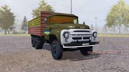 ZIL 133G para Farming Simulator 2013