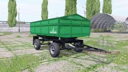 Autosan D47 pack para Farming Simulator 2017