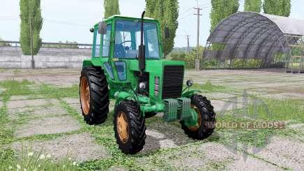 MTZ 82 Belarús verde para Farming Simulator 2017