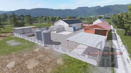 Mitusowo v2.0 para Farming Simulator 2017