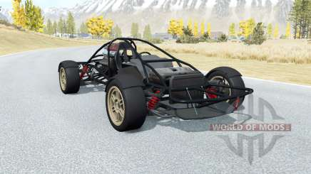Civetta Bolide Track Toy v2.1 para BeamNG Drive
