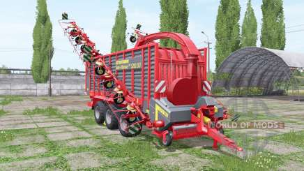 Strautmann Tera-Vitesse CFS 5201 overload pipe para Farming Simulator 2017