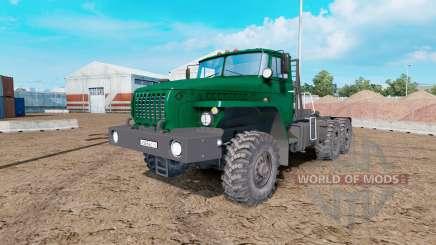 Ural 44202-10 para Euro Truck Simulator 2