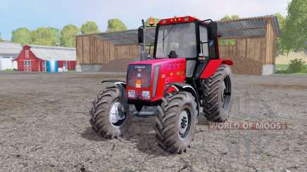 Belarús 826 SAREx para Farming Simulator 2015