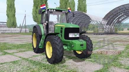 John Deere 7130 Premium v5.0 para Farming Simulator 2017