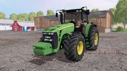 John Deere 8330 weight para Farming Simulator 2015