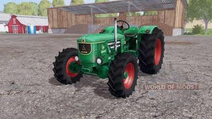 Deutz D80 para Farming Simulator 2015