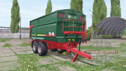 METALTECH TS 16 para Farming Simulator 2017