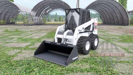 Bobcat 863 Turbo v1.1 para Farming Simulator 2017